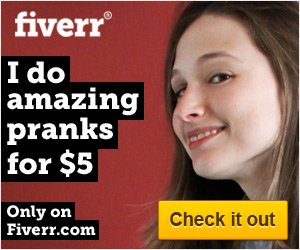 fiverr interesting gigs